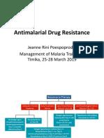 1_Antimalarial Drug Resistance 2019