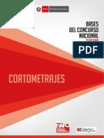 1. Bases Del Concurso de Cortometrajes 2017