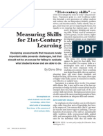 Measuring skills for 21st-century learning