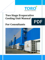 2stage Evaporative Cooling