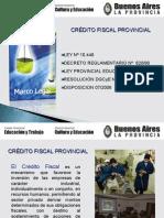 Presentacion Credito Fiscal Nuevo