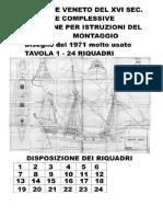 Projeto Maquete Galeão seculo XVI