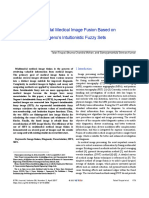 Multimodal Medical Image Fusion Based on  Sugeno's Intuitionistic Fuzzy Sets