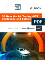 5G Over the Air Testing.