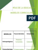 Teoría y Teorías de La Educación
