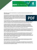 UPM confirmó la inversión en una segunda planta en Uruguay