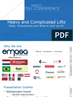 2019 Nascc - Emasa Heavy Lifts Final