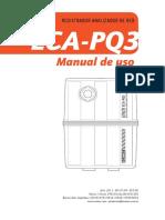 Manual ECA-PQ3 - Lectura