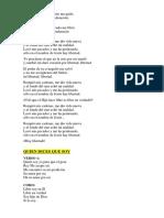 Letras Ministerio Alabanza 21 Julio 2019