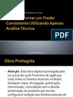 Material Didático Completo - Como se Tornar um Trader Consistente