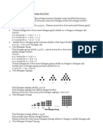 Materi Pola Bilangan Powerpoint