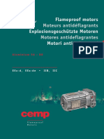 Atav-Flameproof Motors- Series F 63-80