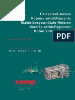 Atav-Flameproof Motors- Series F 63-80