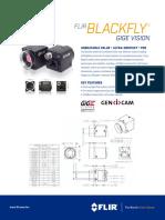Blackfly GE Datasheet