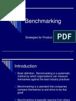Benchmarking-12july19
