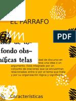 Parrafo, Expo
