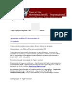 Comunicação Serial PIC-PC
