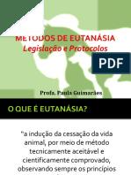Métodos+de+eutanásia+e+a+Legislação+CFMV