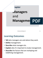 1.Managers and Management-ST
