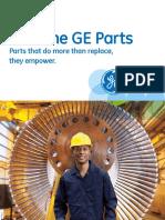 Ge Parts Brochure