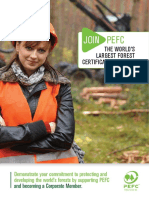 PEFC  - Becoming a Corporate Member