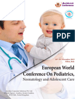 Pediatrics Neonatology and Adolescent Care.