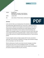 LD Survey Research Memo July 2019