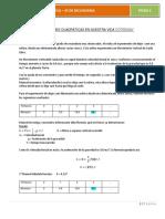 Funcion Cuadraticas MAT3 Ficha 5