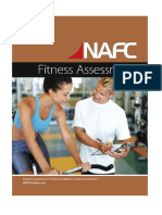 Fitness Assessment Manual