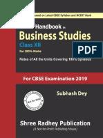 Book Business Handbook