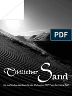 Toedlicher Sand