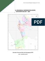 PVPP Chachapoyas 2017 2021
