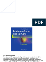 evidence based critical care.pptx