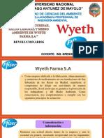 Politica de Seguridad , Salud Ocupacional y Medio Ambiente de La Empresa Wyeth Farma s.A