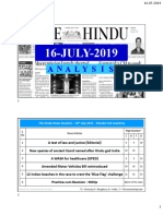 16-07-2019 - Handwritten Notes - Shankar IAS Academy