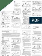 HORIBA Instruction Manual Dissolved Oxygen Electrode 9520-10D