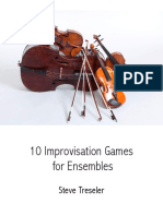10 Improvisation Games