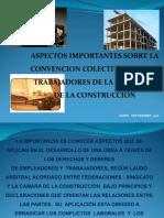 Aspectos Importantes Sobre La Convencion Colectiva Febr 2014