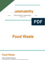 aps internship sustainability presentation