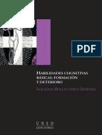 Habilidades cognitivas básicas