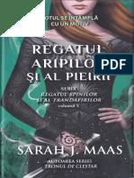 Sarah-J-Mass --- Regatul Aripilor Si Al Pieirii (1)