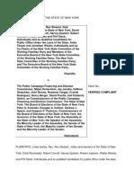 WFP Complaint