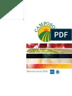 Camposol Annual Report 2008