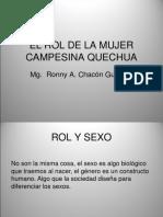 El Rol de La Mujer Campesina (1)