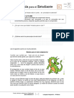 Guia Estudiante Lenguaje Integracion 5Basico Clase 1 Semana 01