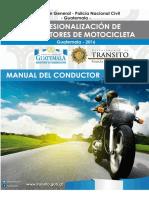 Manual del Conductor de Motocicletas