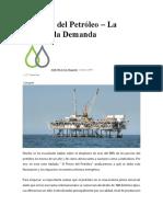 El Precio del Petróleo.docx