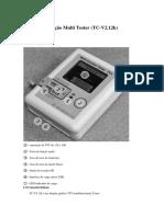 Manual Lcr Tc1 Tester Traduzido-Manual Do Vendedor