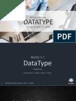 HCODE-UDEMY-DATATYPE
