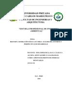 Generación Eólica en Chile